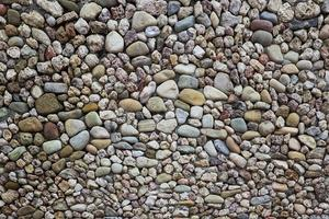 stenig stenväg foto