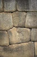 gammal stenmur foto