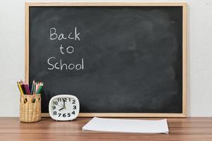 tillbaka till skolan och utbildningskoncept för att lära sig att förbättra färdigheter
