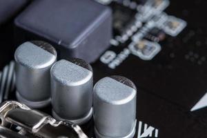 elektronisk chipteknik foto