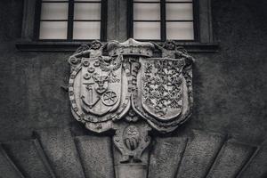 cesky krumlov slott, Tjeckien