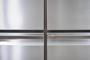 detaljer i restaurangkök i rostfritt stål