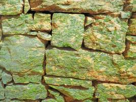 detalj av utomhusstenväggen för bakgrund eller textur