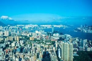 Hong Kong stadsbild, Kina