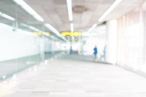 abstrakt suddig flygplats bakgrund