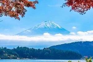 mt. fuji i Yamanashi, Japan