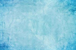 blå cement eller betongvägg för bakgrund eller konsistens foto