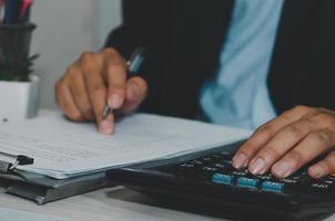 affärsinvestering finans koncept foto