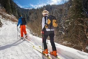 alpin guide instruktör foto
