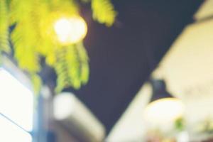 lampor och växtbakgrund foto