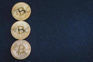 bitcoin-mynt, digital valutakoncept