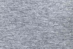 närbild grå bomullstyg foto