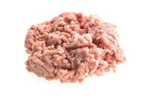 rå köttfärs