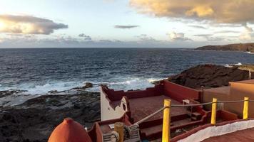 norra kusten av Gran Canaria foto