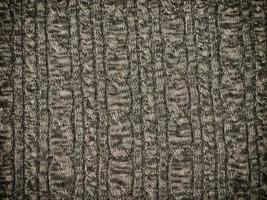 geometriska mönster på grått tyg för bakgrund eller konsistens foto