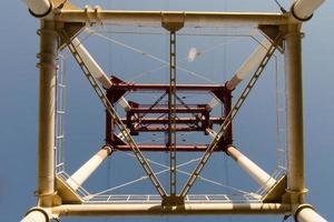 högspänningsledning foto