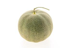 grön melonfrukt foto
