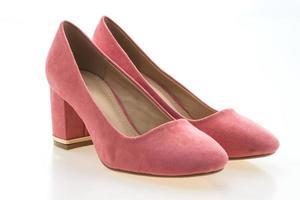högklackade skor