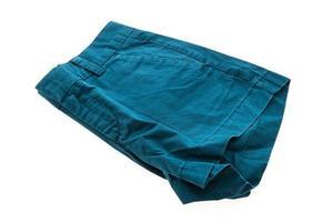 mode korta byxor för kvinnor foto