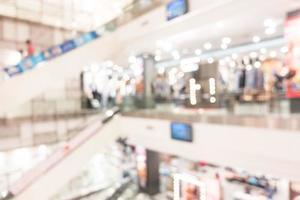 abstrakt oskärpa köpcentrum interiör foto