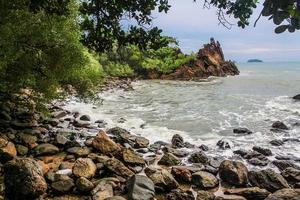 strand i Thailand