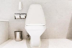 badrum och toalett