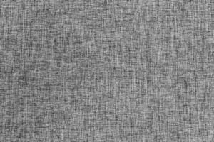 grå detalj av tom textiltexturbakgrund foto