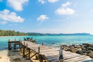 strand och hav i Thailand