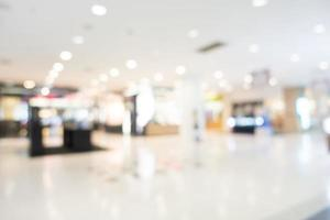 abstrakt oskärpa köpcentrum för bakgrund