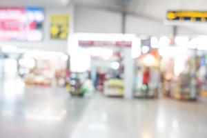 abstrakt oskärpa flygplats
