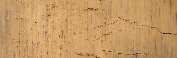 bakgrundsstruktur från den släta ytan på träsanden foto