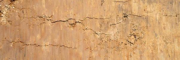 bakgrundsstruktur från den släta ytan på jordjorden foto