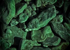 lapp av stenar eller stenar för bakgrund eller konsistens foto