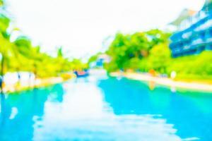 abstrakt oskärpa pool