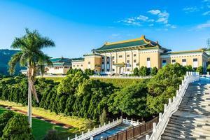 Taipei National Palace Museum i Taiwan