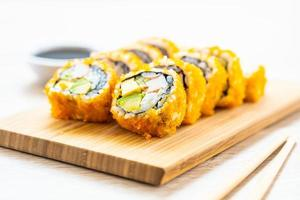 california maki rullar sushi