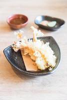 friterad räkor tempura