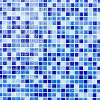 färgglada mosaikplattor