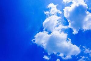 himmel moln natur foto