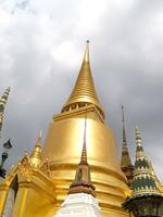 wat phra kaew, bangkok, thailand foto
