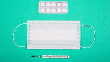 medicinsk profylaktisk för kampen mot koronavirusinfektion