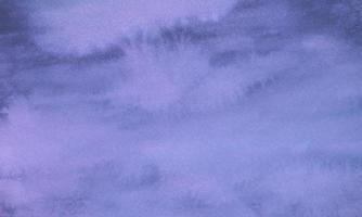 akvarell konsistens bakgrund. blå färg fläck. foto