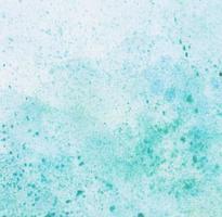 blå akvarellmålning bakgrund foto