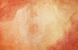 orange akvarellpapper bakgrund foto