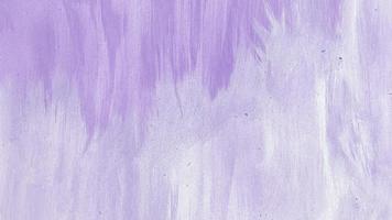 tom monokromatisk lila målad bakgrund foto