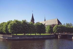 stadslandskap med utsikt över arkitektur och attraktioner. foto
