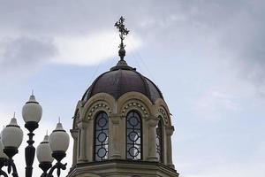 kapell av de nya martyrerna och bekännarna i Ryssland. foto