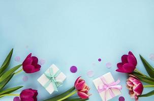 hälsning för kvinnors eller mors dag foto