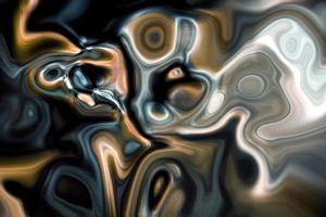flytande lyxiga guldfärger bakgrund foto