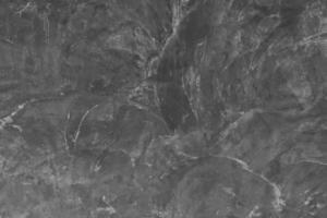 svart betongvägg konsistens för bakgrund och design foto
